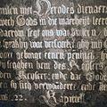 INTERIEUR, DETAIL MUURSCHILDERING, NOORDTRANSEPT - Dordrecht - 20303934 - RCE.jpg