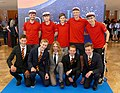 IPhO-2019 07-14 team Denmark Germany.jpg
