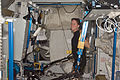 ISS-24 Shannon Walker exercises using the aRED.jpg
