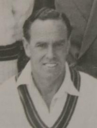 1946–47 Ashes series - Ian Johnson took 6/42 with his first bowling in Test cricket.