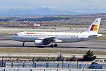 Iberia Express, Airbus A320-214, EC-LRG - MAD (21493570084).jpg