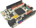 Icezum Alhambra Open FPGA electronic board.png