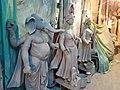 Idol making at Kumortuli, Kolkata1.jpg