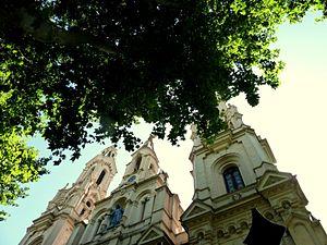Barracas, Buenos Aires - Church of Santa Felicitas