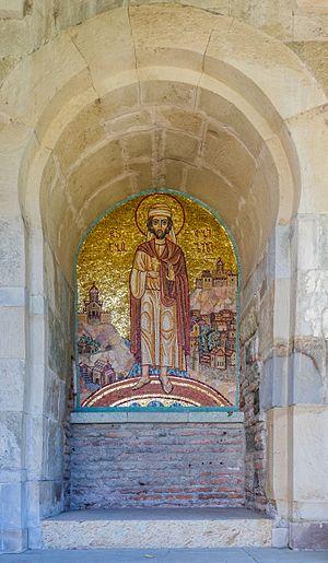 Abo of Tiflis - Image: Iglesia de San Abo de Tiflis, Tiflis, Georgia, 2016 09 29, DD 85
