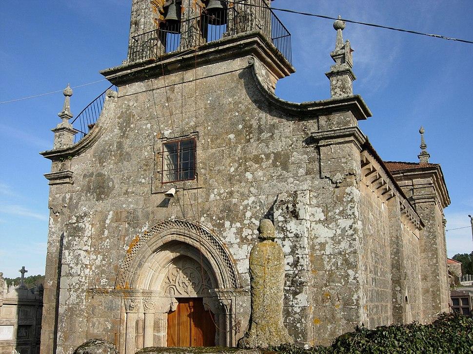 Iglesia de San Pedro de Trasalba 2