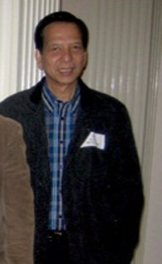 Chairperson of the Metropolitan Manila Development Authority - Image: Ignacio Bunye