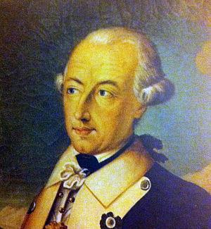 Ignazio Bertola - Count Giuseppe Francesco Ignazio Bertola
