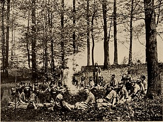 Camp Fire (organization) - Flushing, New York, 1917