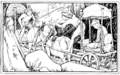 Illustration inset at page 127 of Indian Fairy Tales (1892).png