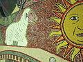 Imágenes elaboradas colectivamente con semillas de arroz, frijol, maíz, garbanzo y lenteja para la fiesta de la Natividad de la Virgen (Tepoztlán, Morelos, México) del 8 de septiembre de cada año (foto 3 de 14).jpg