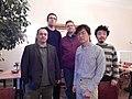 Imre Galambos, Romain Lefebvre, Kirill Solonin, Marc Miyake and Xun Gong.jpg