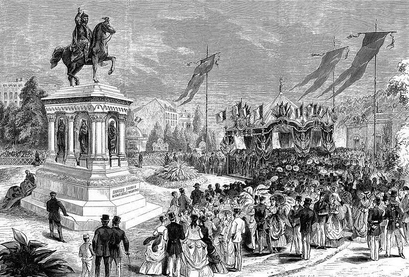 Inauguration de la statue de Charlemagne %C3%A0 Li%C3%A8ge.jpg
