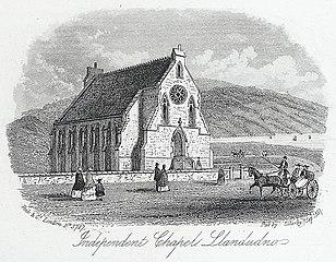 Independent chapel, Llandudno