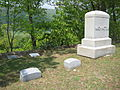 Indian Mound Cemetery Romney WV 2010 04 25 18.JPG