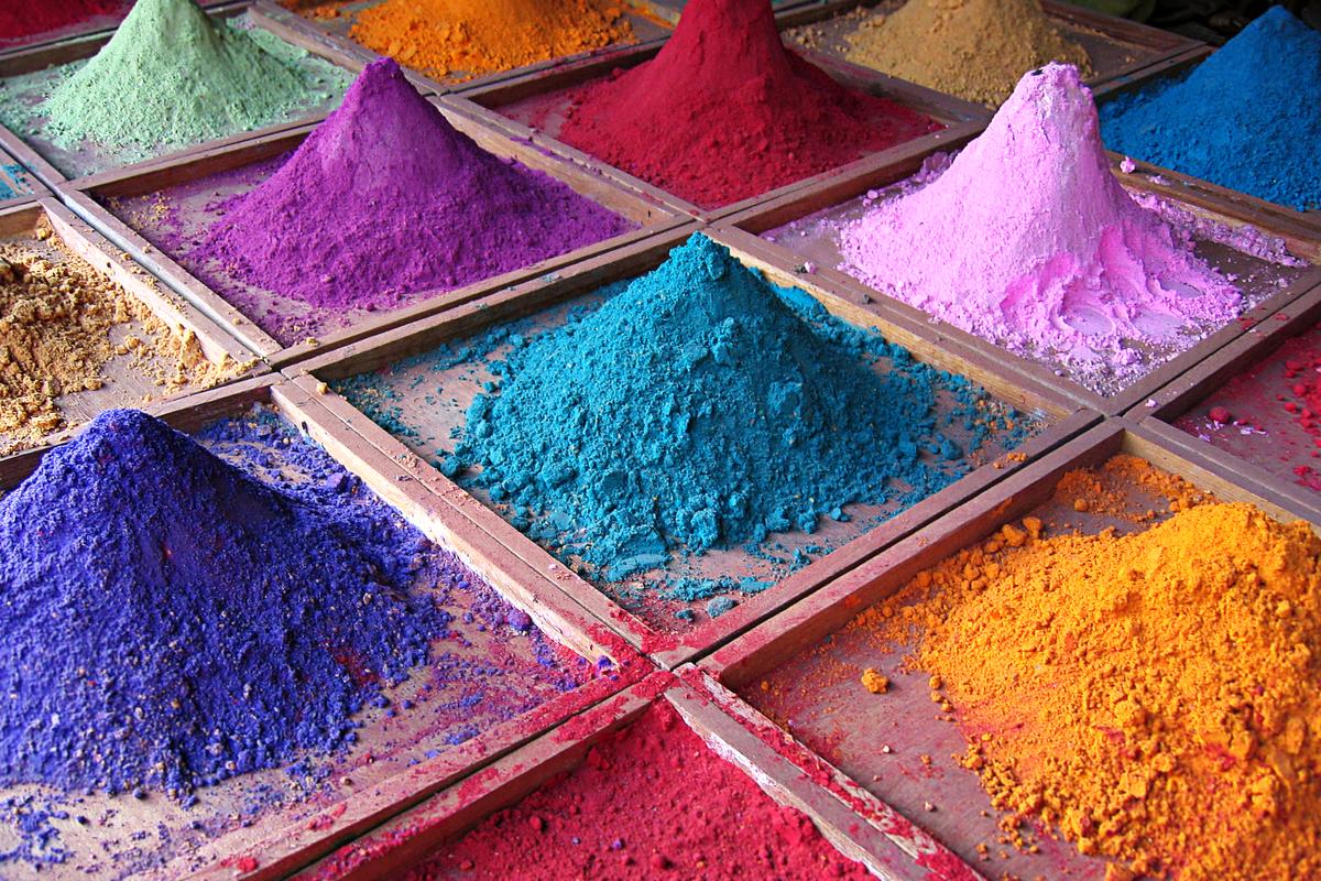 colorant dispers wikipdia - Colorant Bain