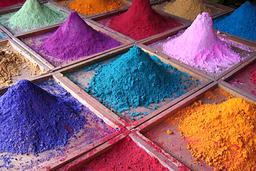 Indian pigmentsa