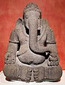 Indonesia, ganesha, che rimuove gli ostacoli, giava centrale IX-X secolo.jpg