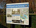 Information board, Riverside Meadows, Stourport-on-Severn - geograph.org.uk - 1653081.jpg