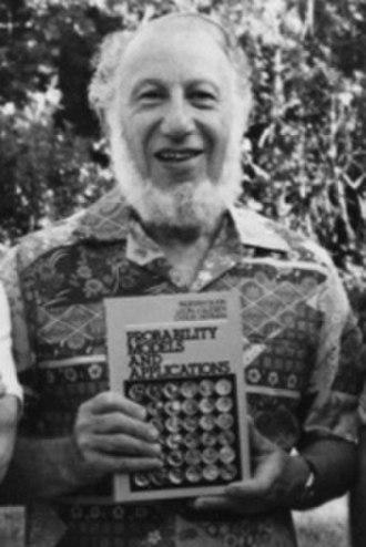 Ingram Olkin - Ingram Olkin in 1986