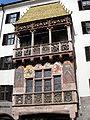 Innsbruck Goldenes Dachl facade 138.jpg