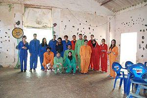 Université Internationale de Rabat - Integration week-end at Playland - Rabat 2014