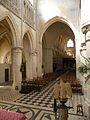 Intérieur de l'église Sainte-Trinité de Falaise 23.JPG