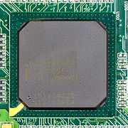 Intel FWIXP422BB on mainboard of UMTS Router Surf@home II, o2-8338.jpg