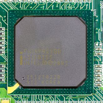 Network processor - Intel FWIXP422BB
