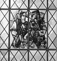 Interieur, aanzicht gebrandschilderd glas-in-loodraam - Amsterdam - 20368509 - RCE.jpg