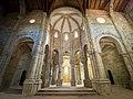 Interior design of monastery of San Lourenzo de Carboeiro.jpg