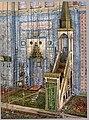 Interior of mosque Rüstem Paşa,Constantinople, Turkey LOC 4210468073.jpg