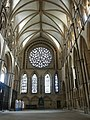 Interior of the Cathedral, Lincoln - geograph.org.uk - 586100.jpg