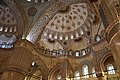 Interior view of Sultan Ahmed Mosque Dome, Istanbul, Turkey (Ank Kumar) 03.jpg