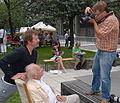 Invar Hirdwall & Göran Stangertz 2009.JPG