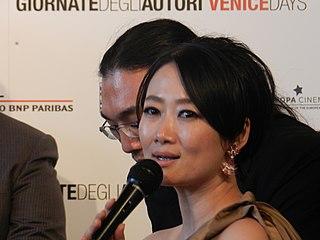 Zhao Tao Chinese actress