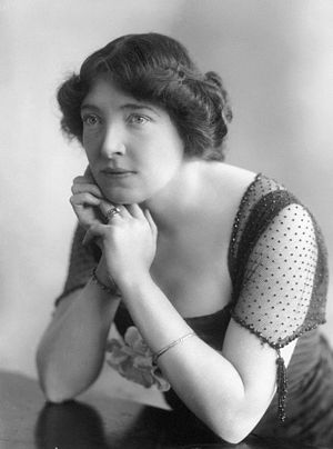 The Silver Box - Irene Rooke in 1913: she played Mrs. Jones in the original production.