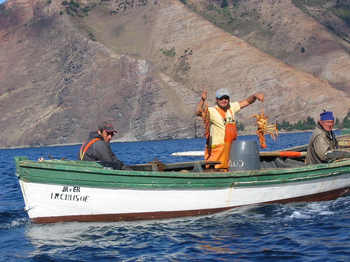 Lobster fishing - Wikipedia