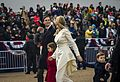 Ivanka Trump walks in the inaugural parade with her family, Jan. 20, 2017.jpg
