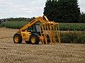 JCB Loadall Farm Special telescopic handler - geograph.org.uk - 1461604.jpg