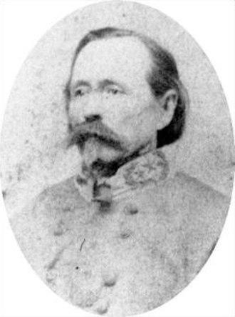 John P. McCown - John Porter McCown