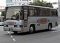 JR tokai bus nagoya castle shuttle HINO P-RU192A.jpg