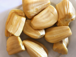 Jack fruit edible part