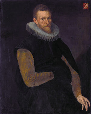 Jacob Corneliszoon van Neck - Image: Jacob Cornelisz Banjaert, genaamd van Neck by Cornelis Ketel