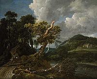 Jacob van Ruisdael - Wooded Landscape.jpg