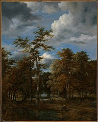 Jacob van Ruisdael - Woodland Vistas.jpg