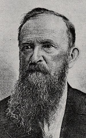 James Robinson Graves - J.R. Graves