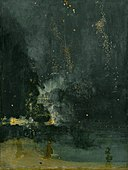 James Abbott McNeill Whistler - Nocturne in Black and Gold, the Falling Rocket - 46.309 - Detroit Institute of Arts.jpg