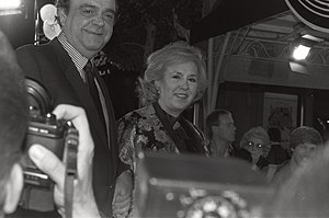 Doris Roberts - Roberts in 1980 at the premiere of Seems Like Old Times, taken by Alan Light