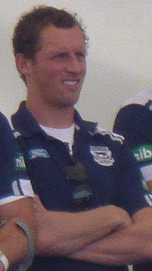 James Kelly 2011 Premiership Parade 1.JPG